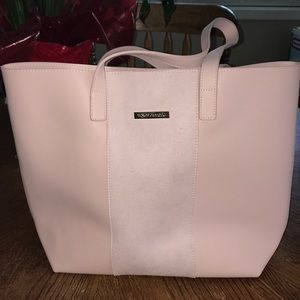 Vince Camuto Pink Tote